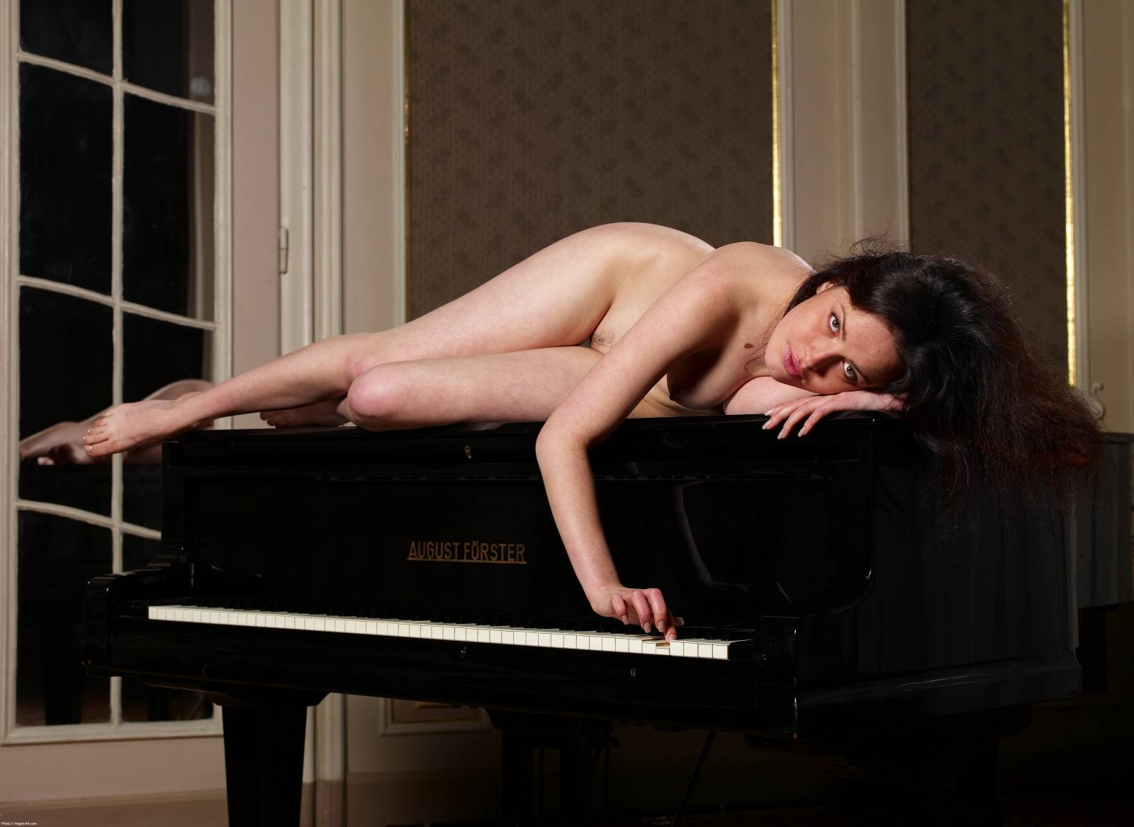 Секс на рояли 8 фотография